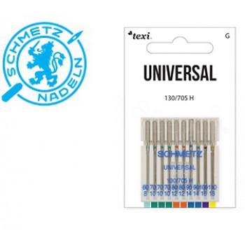 Needles SCHMETZ universal, 130/705H, 10x60-110
