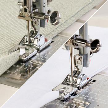 Rolled Hem Foot Set (4mm, 6mm) - 200326001