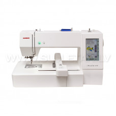 Embroidery machine JANOME MC400E