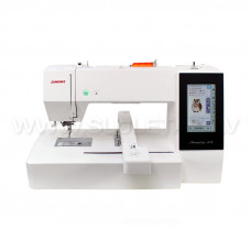 Embroidery machine JANOME MC500E