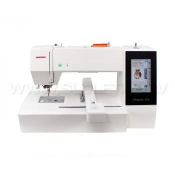 Embroidery machine JANOME MC500E
