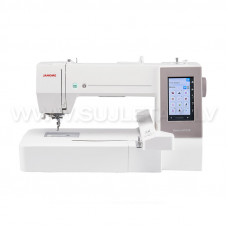 Embroidery machine JANOME MC550E