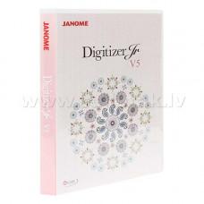 Embroidery software Janome Digitizer JR v5.0