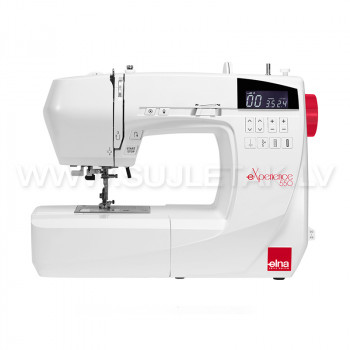 Sewing machine ELNA eXperience 550