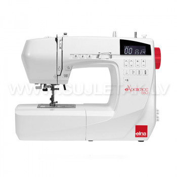 Sewing machine ELNA eXperience 560