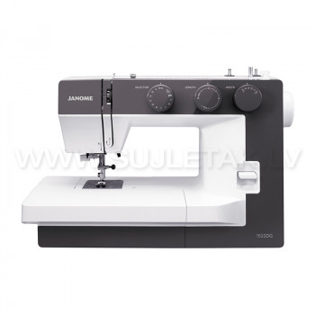 Sewing machine JANOME 1522DG