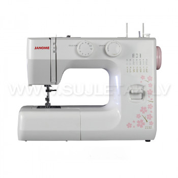 Sewing machine JANOME 2112