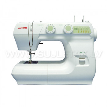Sewing machine JANOME 3612