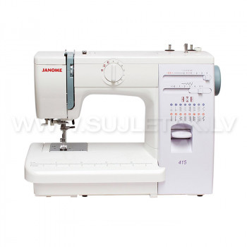 Sewing machine JANOME 415