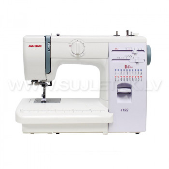 Sewing machine JANOME 419S