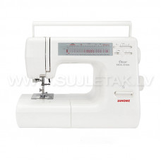 Sewing machine JANOME Decor Excel II 5024