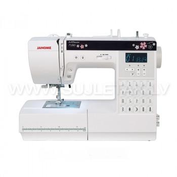Sewing machine JANOME ArtDecor 7180