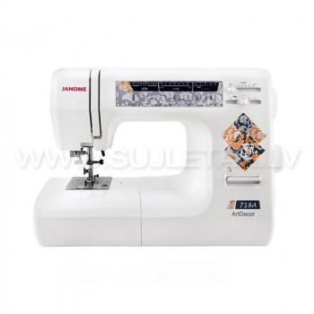 Sewing machine JANOME ArtDecor 718A