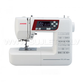 Sewing machine JANOME DXL603