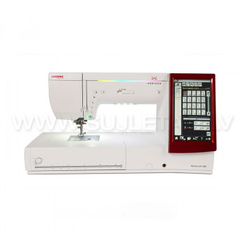 Embroidery machine JANOME MC14000