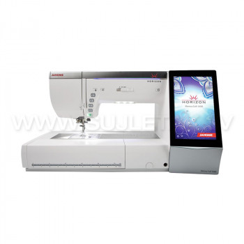 Embroidery machine JANOME MC15000