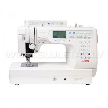 Sewing machine JANOME MC6600 Professional