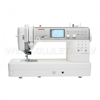 Sewing machine JANOME MC6700 Professional