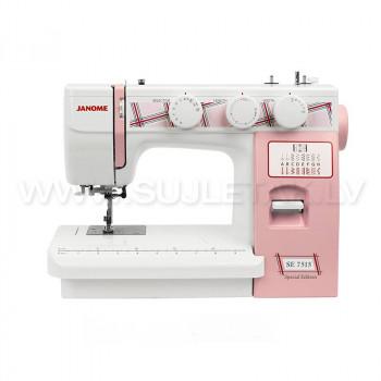 Sewing machine JANOME SE 7515