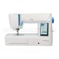 Sewing machine JANOME Skyline S7
