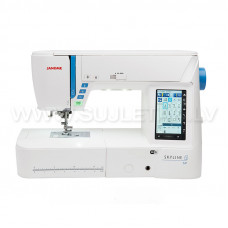 Embroidery machine JANOME Skyline S9