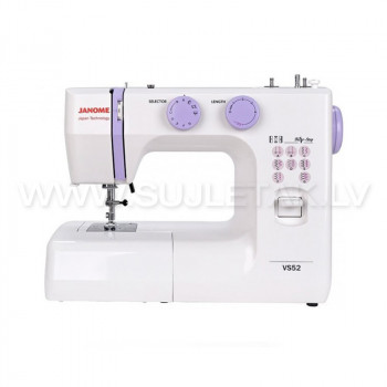 Sewing machine JANOME VS52