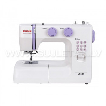 Sewing machine JANOME VS54S
