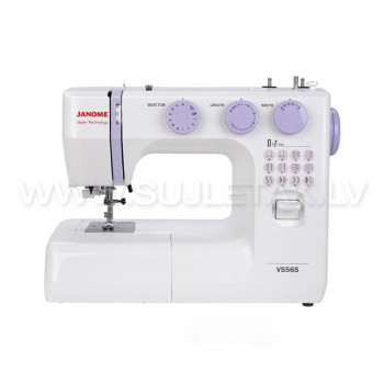 Sewing machine JANOME VS56S