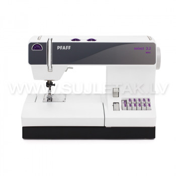 Sewing machine PFAFF select™ 3.2